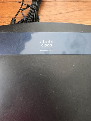 Cisco Linksys E3200 router for Sale in Fremont, CA