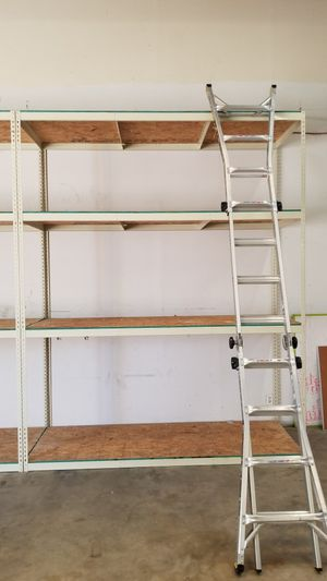 Warehouse shelving for Sale in West Palm Beach, FL