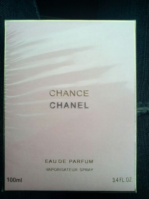 Chanel Chance-Womans perfume
