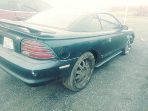 95 Mustang 5 speed for Sale in Ellensburg, WA