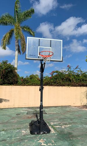 Portable Basketball Ball Hoop - not adjustable for Sale in Miami, FL