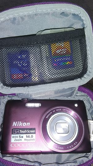 Nikon COOLPIX S4100 14.0MP Digital Camera for Sale in Russellville, KY