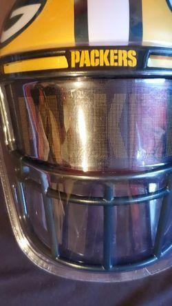 Green Bay Packers Fan Mask for Sale in Bonney Lake,  WA