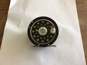 Collectors fly fishing real good condition pflueger medalist by Shakespeare real for Sale in Oceanside, CA