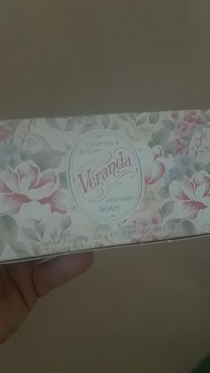 3 3..5 Crabtree & Evelyn perfumed Soaps for Sale in Denver, CO