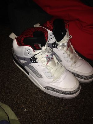 Size 10 1/2 Jordan. Only worn about 3 times. Asking 60 or best offer for Sale in Ithaca, NY