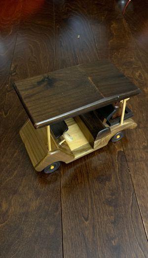 Wooden Golf cart for Sale in Henrico, VA