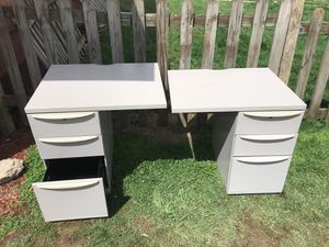 File Cabinet desk for Sale in Columbus, OH