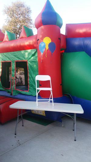 Jumper slide dry and water slide pool. for Sale in La Puente, CA