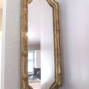 Hand made Italian mirror 16 x 6 for Sale in New Port Richey, FL
