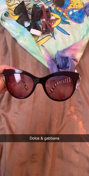 Dolce & Gabana sunglasses for Sale in Houston, TX