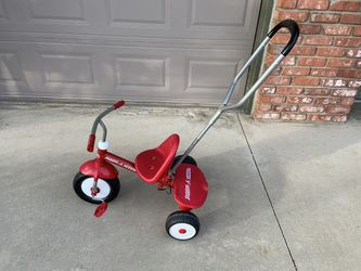 Radio Flyer Steer And Stroll Trike Tricycle Toddler for Sale in Cypress,  CA