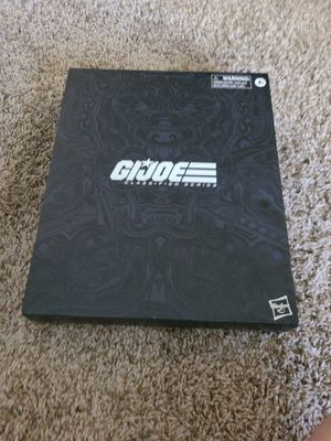 GIJoe Classified Snake Eyes Deluxe Edition for Sale in North Olmsted, OH