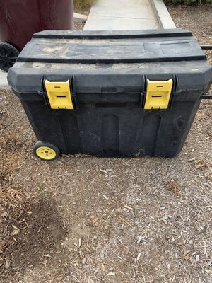 Stanley tote (with tools) for Sale in Menifee, CA
