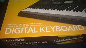Casio Digital Keyboard CTK-2400 for Sale in New York, NY