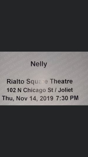 Nelly Tickets for Sale in Joliet, IL