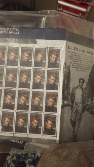 James Dean Stamps for Sale in Jacksonville, FL
