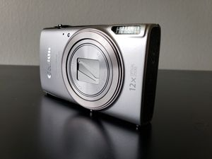 Canon PowerShot ELPH 360 HS for Sale in Southgate, MI