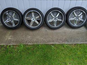 """Italian Momo 23"""" wheels for Sale in Woodway, WA"""