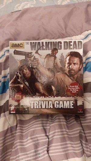 The Walking Dead Trivia Game for Sale in Spokane Valley, WA