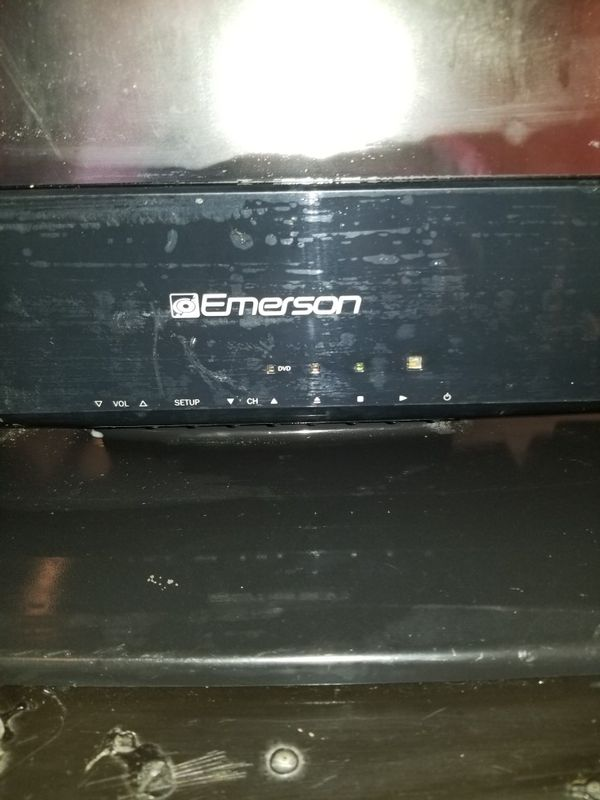 "Emerson 26"" Television & DVD Player"