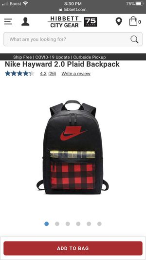 Nike backpack for Sale in Irving, TX