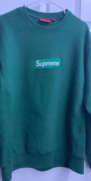 Supreme Box Logo Crewneck for Sale in Fairfax, VA