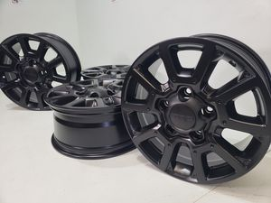 """18"""" TOYOTA TUNDRA TRD PRO OEM FACTORY WHEELS RIMS for Sale in Solana Beach, CA"""