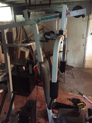 Power Max 70012 3 station home gym for Sale in Bethel Park, PA