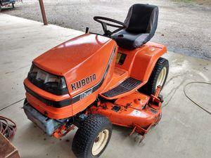 Kubota g1900 diesel riding lawn mower. for Sale in Burleson, TX