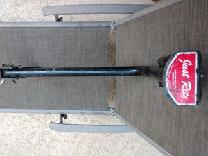 "Just Rite heavy duty 3 bike bicycle rack. Used, with some wear and rust, but works great. Fits 2"" trailer hitch receiver for Sale in Fort Lauderdale, FL"
