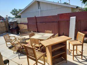 Outside tiki furniture for Sale in Las Vegas, NV