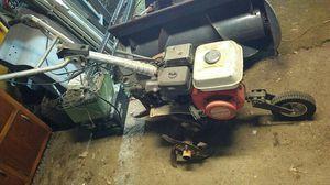 Honda tiller. Midtine for Sale in Mount Hope, KS