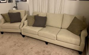 Sofa and Chair set for Sale in Tempe, AZ