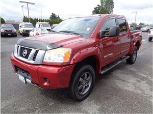 2013 Nissan Titan for Sale in Lakewood, WA
