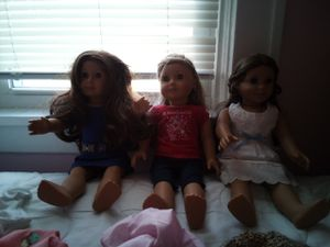 American Girl doll collection for Sale in St. Louis, MO
