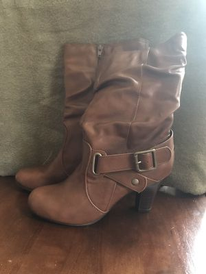 Women's Brown Boots for Sale in Cleveland, OH