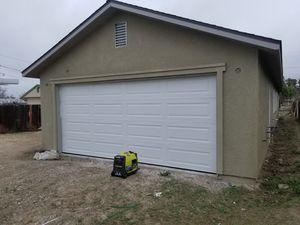 2-car garage door for Sale in Parlier, CA