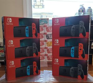 Nintendo Switch Brand New Seal for Sale in Lowell, MA