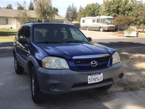 Mazda Tribute SUV 5 passengers big cargo space, very nice drive, super clean, everything works for Sale in Fresno, CA