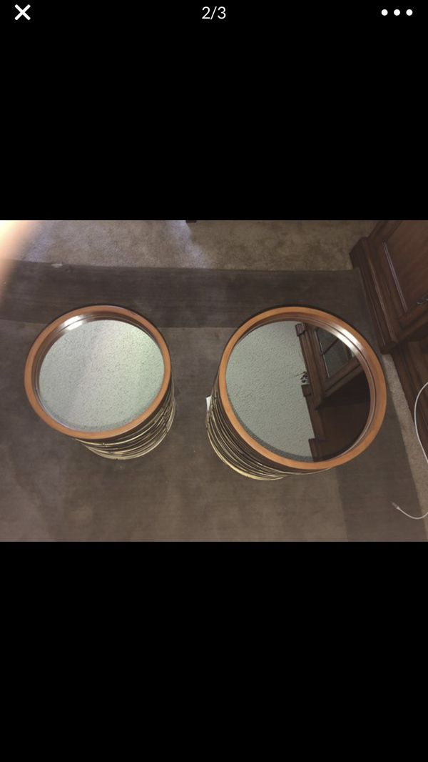 Mirror-tables combo
