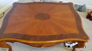 Cherry wood coffee table for Sale in Canonsburg, PA