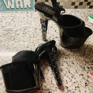 New pleaser shoes, 6 inch heels, size 11 for Sale in Cedar Park, TX
