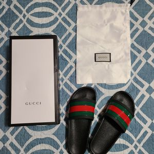 Gucci Slides Size 9.5 (42) for Sale in The Bronx, NY