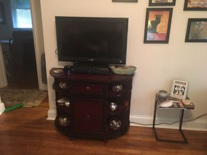 Solid wood buffet / side board / credenza / console / cabinet delivery available for Sale in New Orleans, LA