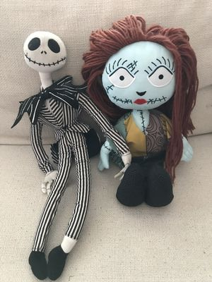 Nightmare before Christmas Jack & Sally for Sale in Downey, CA