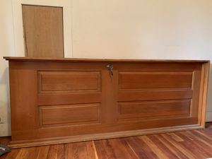 Two Beautiful wood doors! for Sale in St. Helens, OR