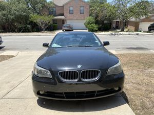 2006 BMW 550i e60 for Sale in San Antonio, TX