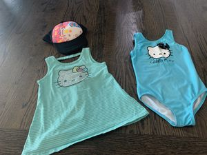 Hello kitty lot size 6 for Sale in Verona, WI