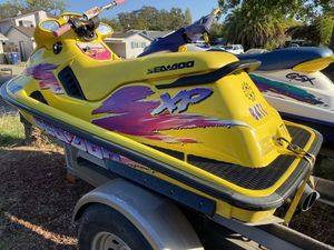 1996 Seadoo XP and GSX for Sale in Citrus Heights, CA
